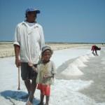 La salina di Belo sur Mer