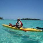 Kayaking a Cap Masoala