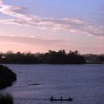 Manambato sul Canal des Pangalanes