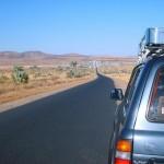 La strada verso Ilakaka