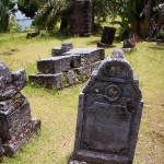 Cimitero dei pirati a Sainte Marie