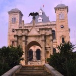 Il Rova, palazzo della regina a Antananarivo