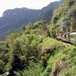 In treno verso Manakara