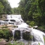 La cascata di Ambodiriana