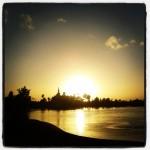 Manakara sundown
